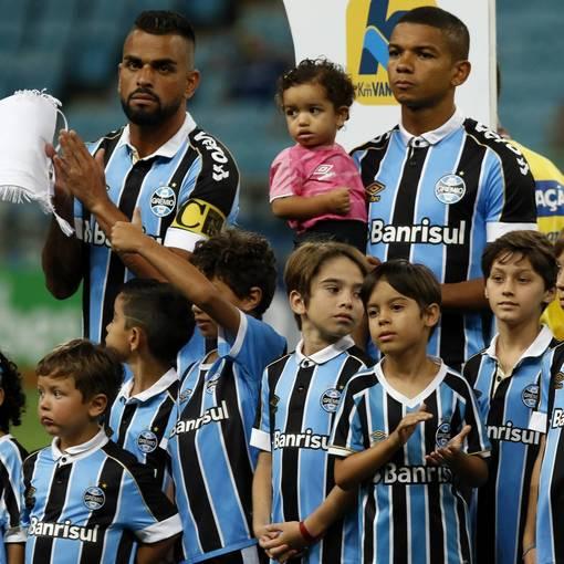 Grêmio x Caxias no Fotop