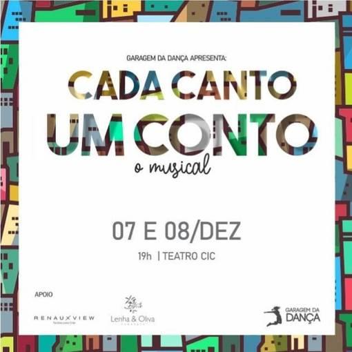 Garagem da Dança  - Cada Canto um Conto - 07 e  08 de Dezembro de 2019 on Fotop