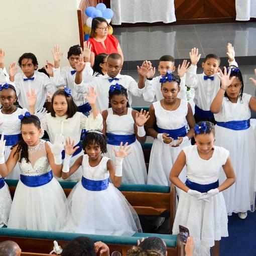 Escola Cristã  Advir Adonai En Fotop
