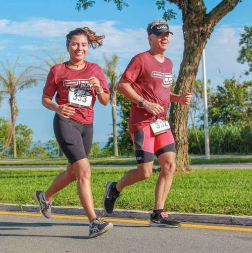 Santander Track&Field Run Series - Iguatemi Florianópolis no Fotop
