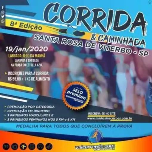 8ª Corrida Santa Rosa de Viterbo  on Fotop