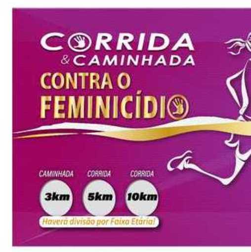 Corrida Contra o Feminicidio 2019 no Fotop