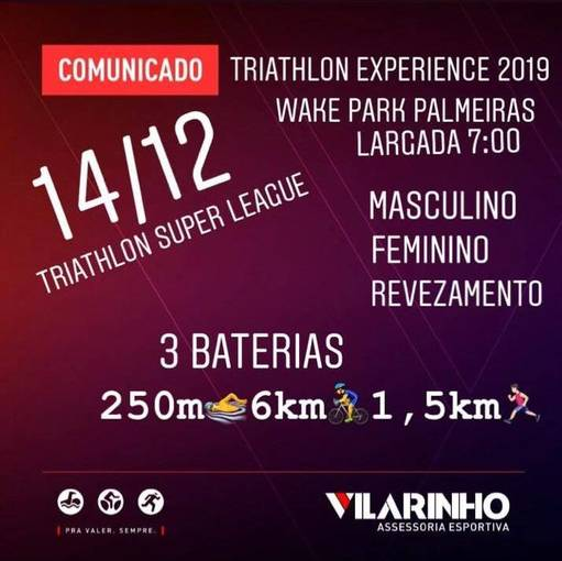 TRIATHLON EXPERIENCE 2019 no Fotop