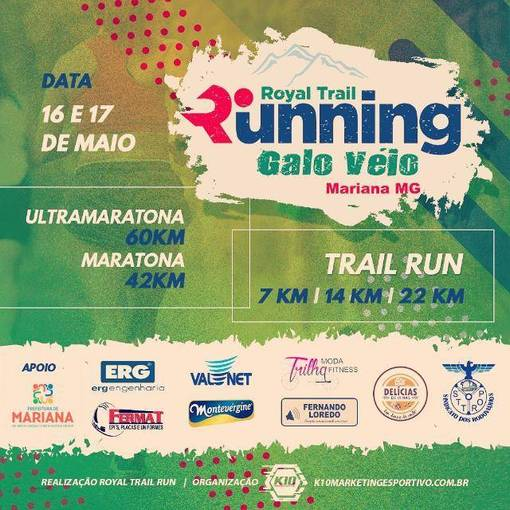 Trail Run Galo VeioEn Fotop