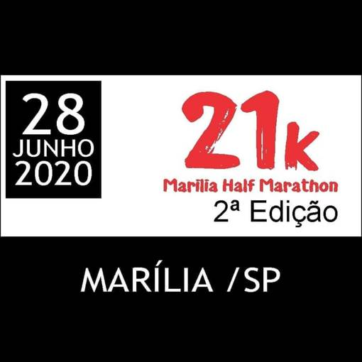 Half Marathon - 2ª edição - Marília  no Fotop