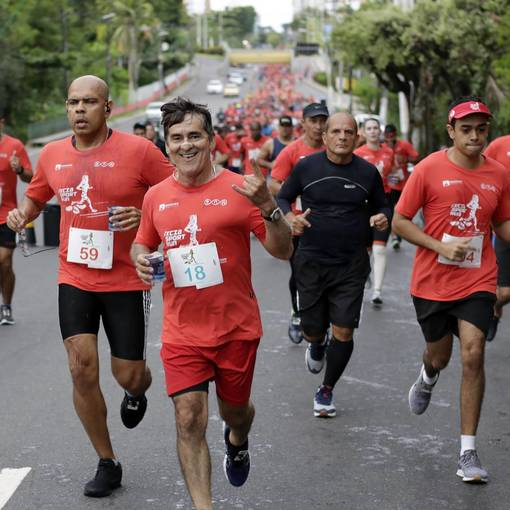 VIII Cia Sports Run on Fotop