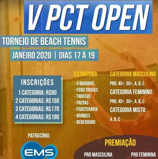Campinas - V PCT OPEN Tornieo de Beach Tennissur Fotop