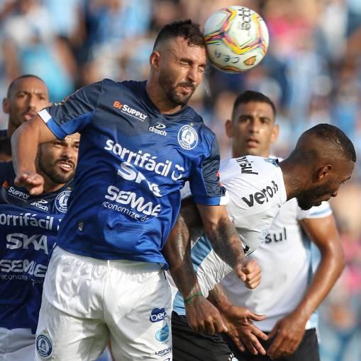Aimoré x GrêmioEn Fotop