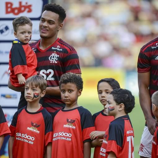 Flamengo X Volta Redonda – Maracanã - 25/01/2020sur Fotop