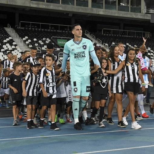 Botafogo X Macaé – Nilton Santos - 26/01/2020En Fotop