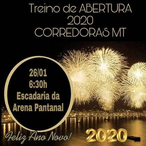 TREINO DE ABERTURA CORREDORAS MT - 2020 no Fotop