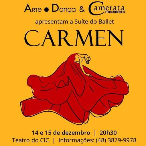Carmen - Arte.Dança no Fotop