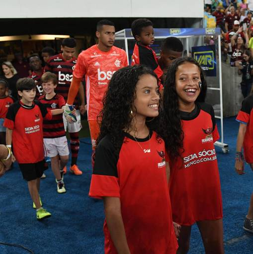 Flamengo X Fluminense  – Maracanã - 29/01/2020En Fotop