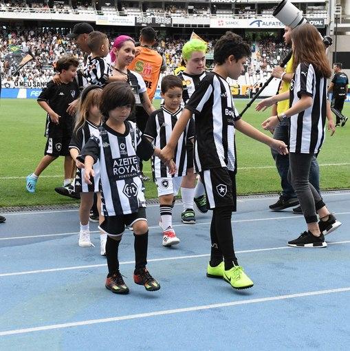Botafogo X Vasco – Nilton Santos - 02/02/2020En Fotop