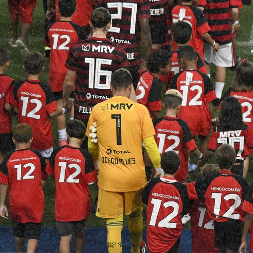 Resende x Flamengo  – Maracanã - 03/02/2020En Fotop