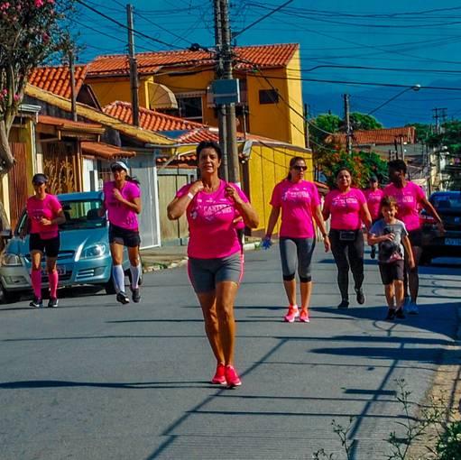 1° Treinão Solidário Pantera Cor-de-Rosa on Fotop