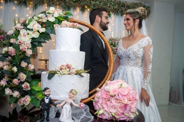 Casamento Damares e Jacilandio  on Fotop