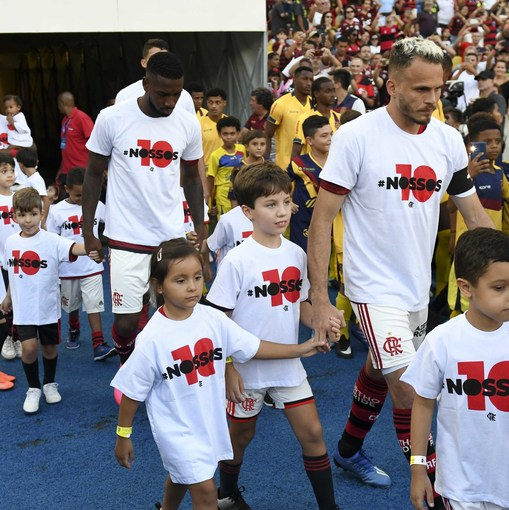 Flamengo x Madureira  – Maracanã - 08/02/2020En Fotop