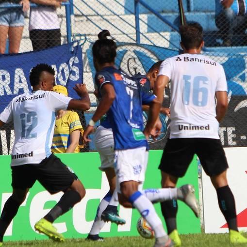 Campeonato Gaucho - Aimoré x Grêmio on Fotop