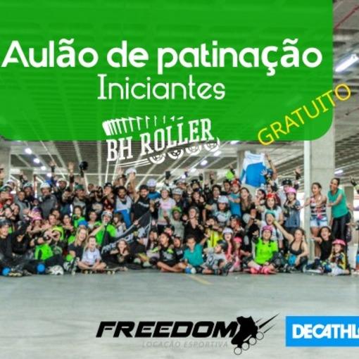 AULÃO DE PATINAÇÃO BH ROLLER no Fotop