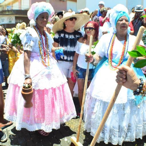 Lavagem de Itapuã -Festa  de ItapuãEn Fotop