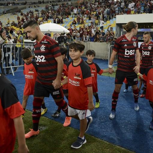 Fluminense x Flamengo  – Maracanã - 12/02/2020En Fotop