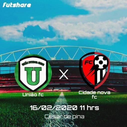 UNIÃO FC X CIDADE NOVA FC - QUARTA RODADA - 3º CAMPEONATO VARZEANO DE SÃO JOÃO DEL REI -MG on Fotop