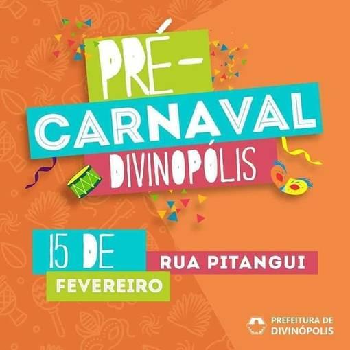 Pré Carnaval Divinópolis no Fotop