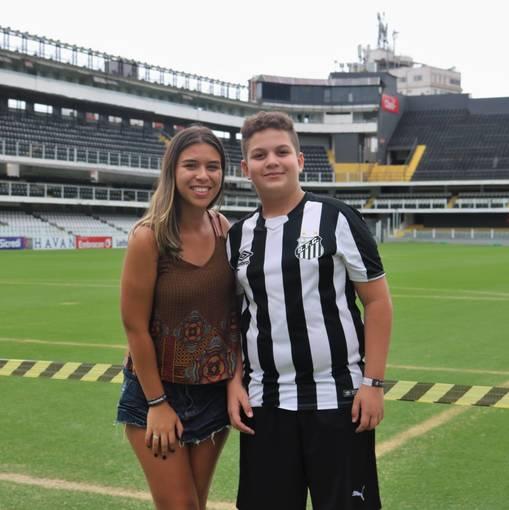 Tour Vila Belmiro - 14 de Fevereiro   En Fotop