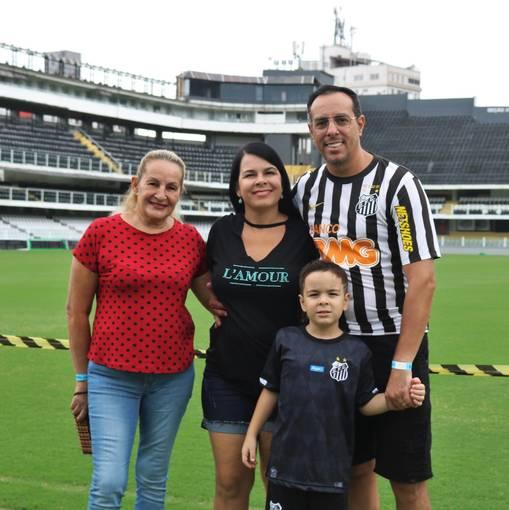 Tour Vila Belmiro - 23 de Fevereiro    En Fotop