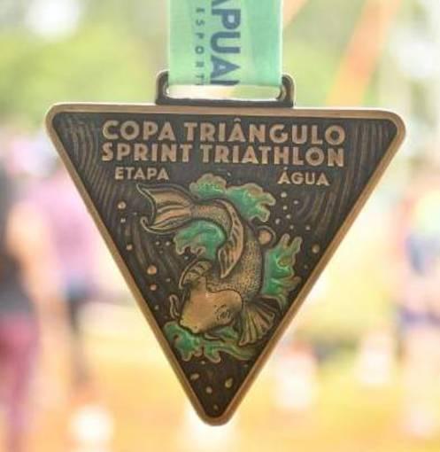 Copa Triângulo Sprint Triathlon - Etapa Água on Fotop
