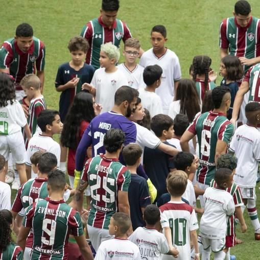 Fluminense x Madureira  – Maracanã - 01/03/2020sur Fotop