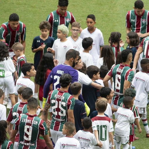 Fluminense x Madureira  – Maracanã - 01/03/2020 no Fotop