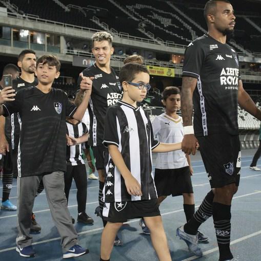 Botafogo x Boavista  – Nilton Santos - 01/03/2020En Fotop