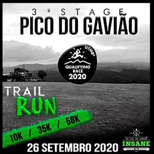 3º STAGE INSANE PICO DO GAVIÃO 2020En Fotop