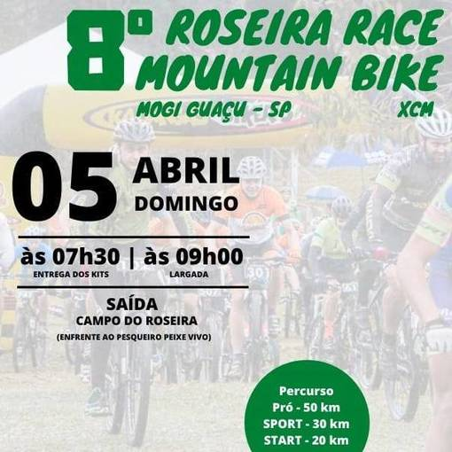 8ª Roseira Race Moutain Bike XCOEn Fotop