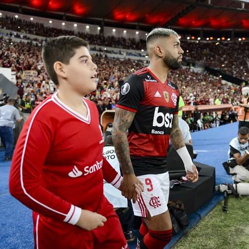 Flamengo x Barcelona de Guayaquil – Maracanã - 11/03/2020En Fotop