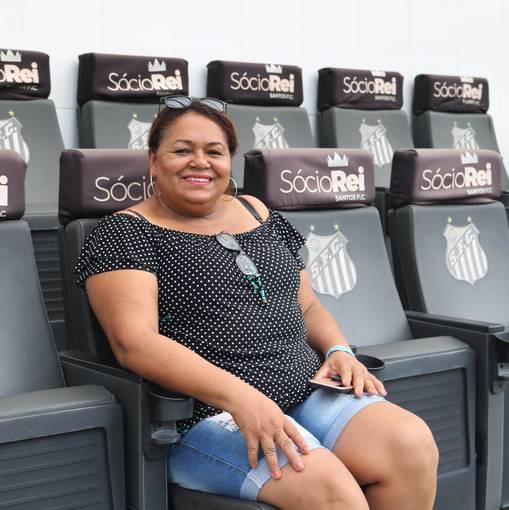 Tour Vila Belmiro - 14 de Março       En Fotop