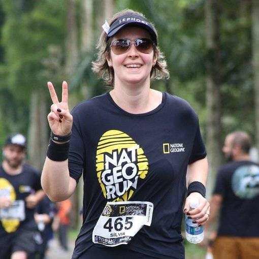 Nat Geo Run - SP no Fotop