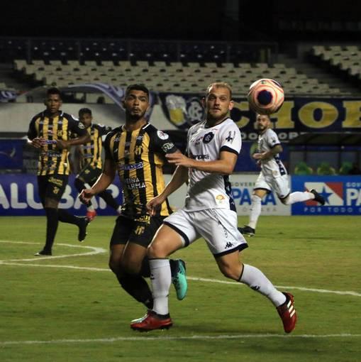 Remo x Castanhal, jogo pelo Campeonato Paraense de Futebol 2020 on Fotop