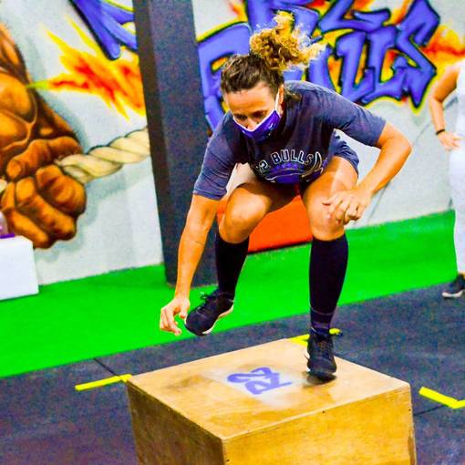 R2 Bulls Crossfit - Dia 27 /08/2020 -  17 horas  e 18 horas on Fotop