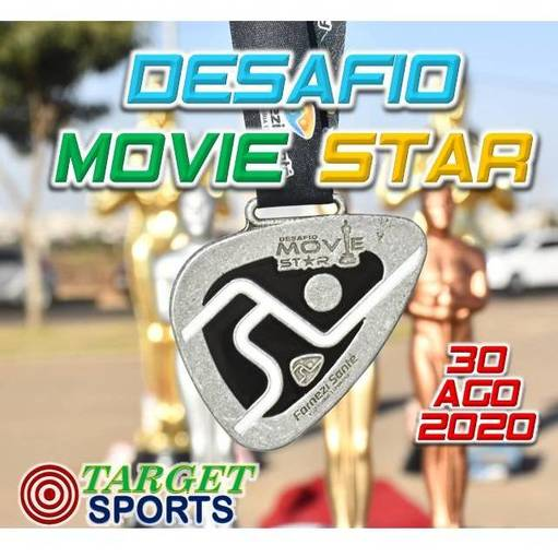 DESAFIO MOVIE STAR no Fotop