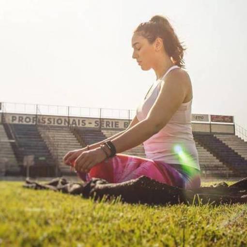 Evento teste Yoga Pizzirani Esportes no Fotop
