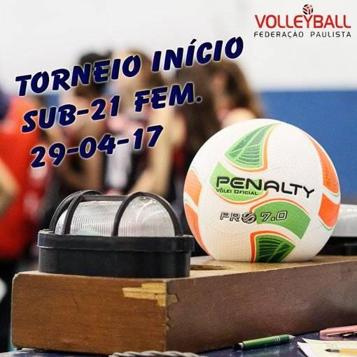 Torneio Início Sub 17  Fem. FPV-2017 on Fotop