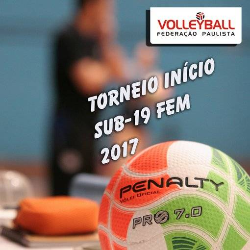 Torneio Início FPV - Sub-19 -Fem- 2017 on Fotop