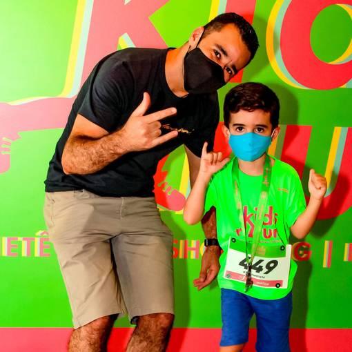 Kids Run Indoor Tietê Plaza Shopping - Domingo  no Fotop