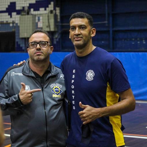 AABB SP x São José Futsal - Sub 20 on Fotop