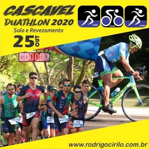 CASCAVEL DUATHLON 2020 on Fotop