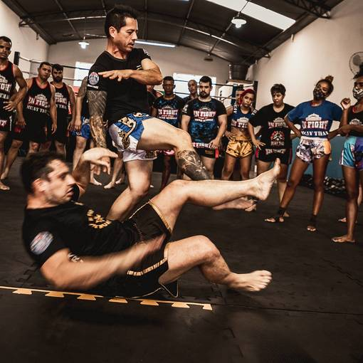 Seminário In Fight En Fotop