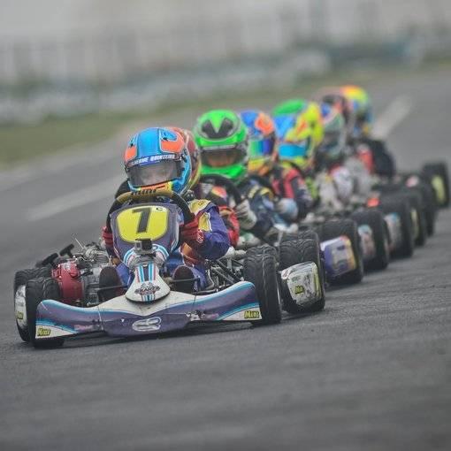 Campeonato Paulista de Kart no Fotop